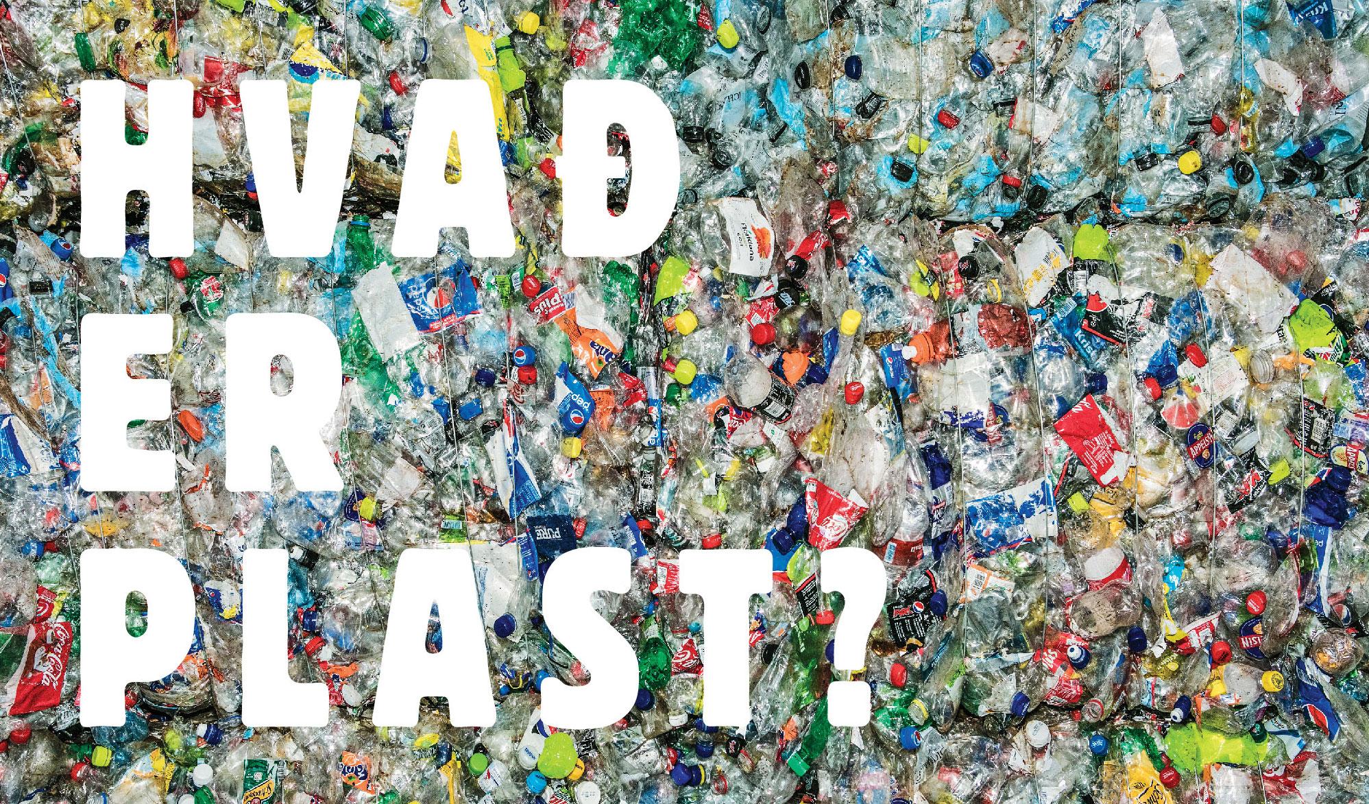 Hvað er plast?